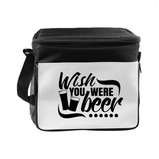 Kühltasche - Wish you were beer