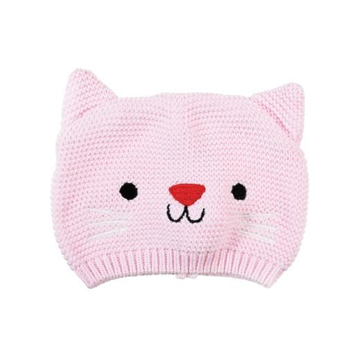Babymütze aus 100% Baumwolle | Katze