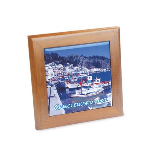 Holzrahmen Fliese 19.5 x 19.5 cm
