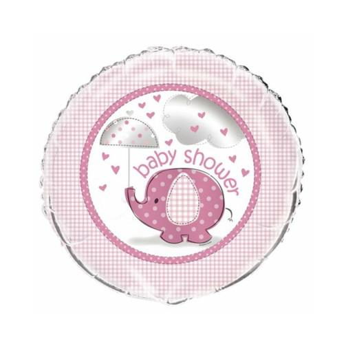 Baby Shower Girl | Heliumballon 46 cm - befüllt