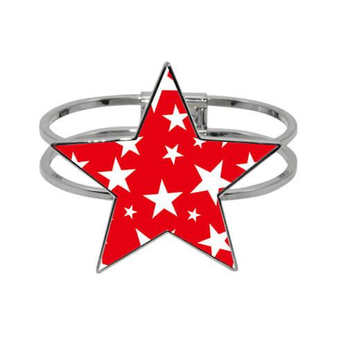 Armband Stern | Fotodruck