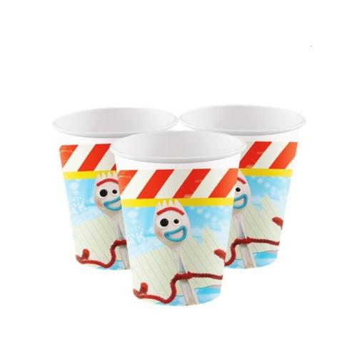 Toy Story | Pappbecher 266 ml. - 8 Stück