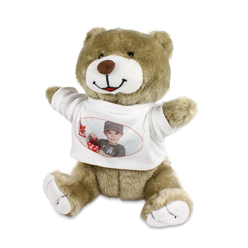 Plüschtier - Teddybär | Fotodruck