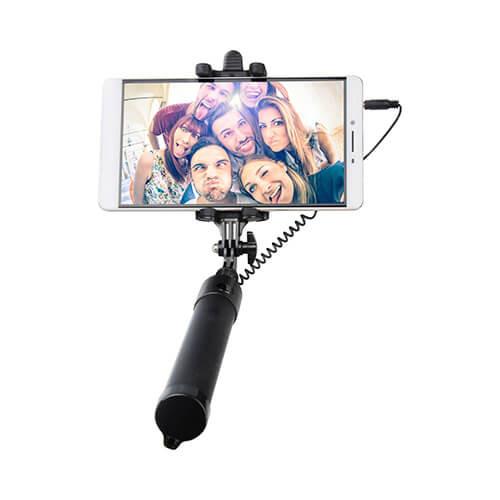 Selfie-Stick aus Kunststoff