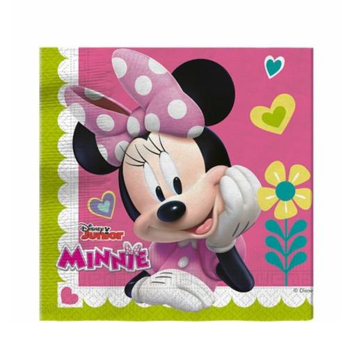 Minnie Mouse | Servietten 33 x 33 cm - 20 Stück