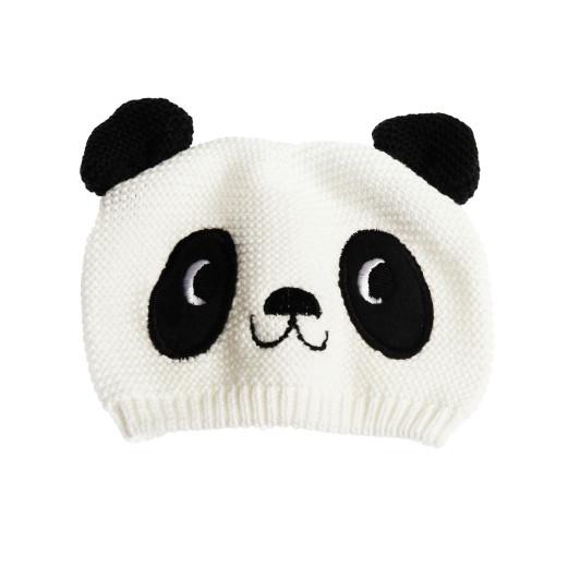 Babymütze aus 100% Baumwolle | Panda