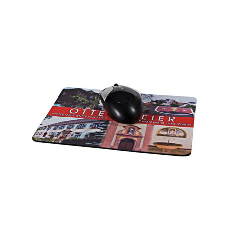 Textil Mousepad 230x190 mm