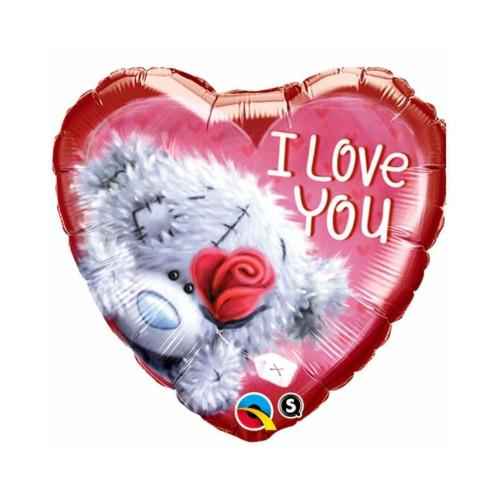I Love you Herz | Heliumballon 46 cm - befüllt