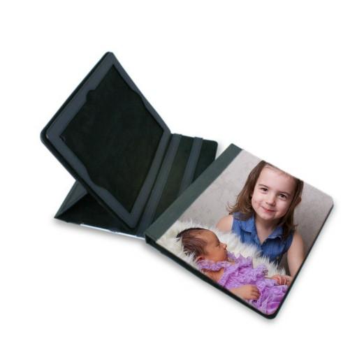 iPad 2, 3 und 4 Kunstleder Etui