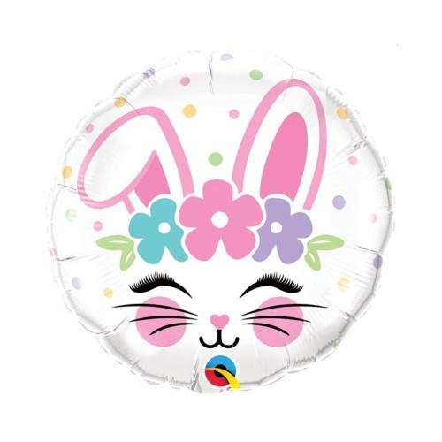 Bunny | Heliumballon 46 cm - befüllt