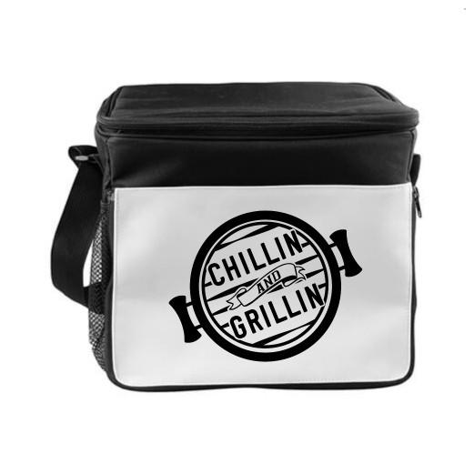 Kühltasche - Chillin and Grilling