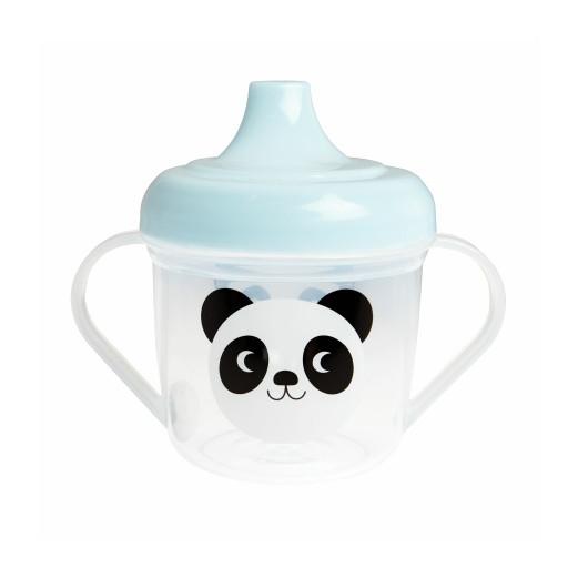 Schnabeltasse mit Pandamotiv | 190 ml
