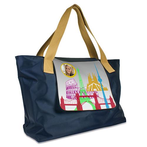 Shopping Bag London 43 x 33 cm