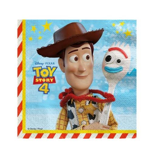 Toy Story | Servietten 33 x 33 cm - 20 Stück