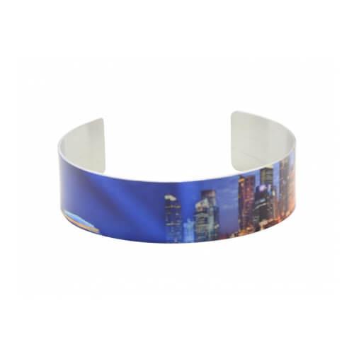 Aluminium Armband 1.9 x 17 cm
