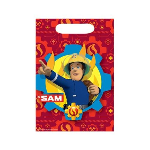 SAM | Partytüten 23 x 16.5 cm - 8 Stück