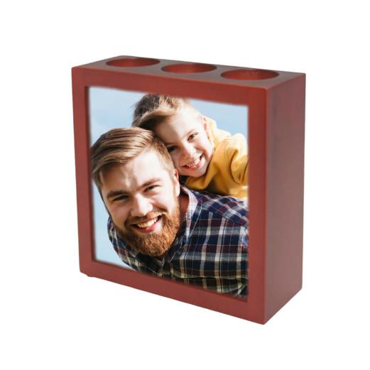 Mehrzweck Behälter Holz | Fotodruck