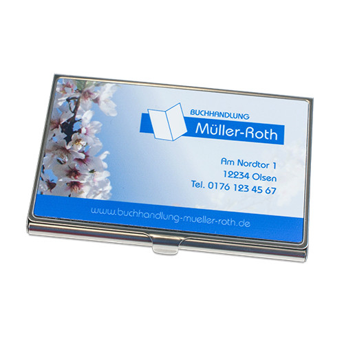Visitenkartenbox | Fotodruck