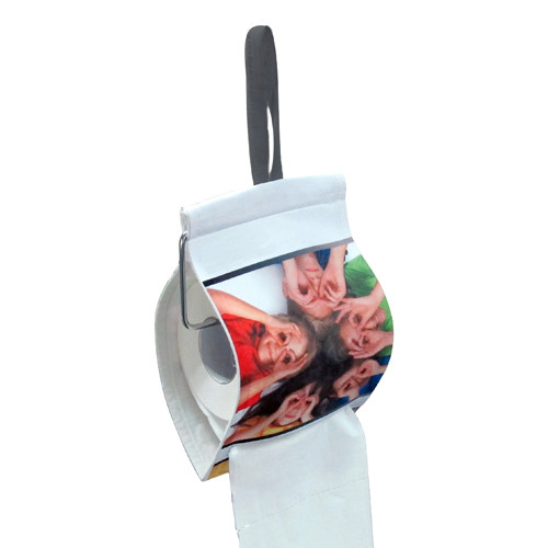 Toilettenpapier Spender | Fotodruck