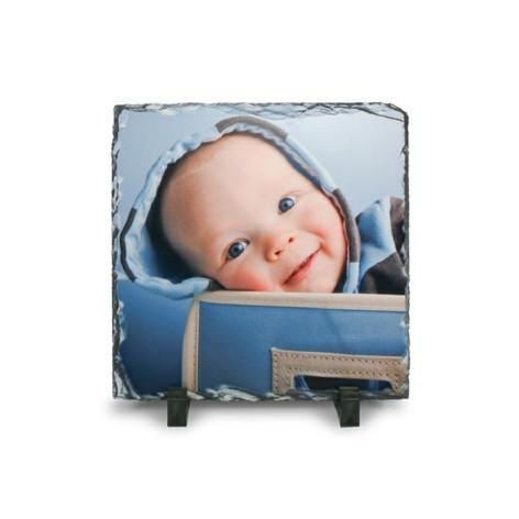 Schiefertafel Quadrat klein | Fotodruck