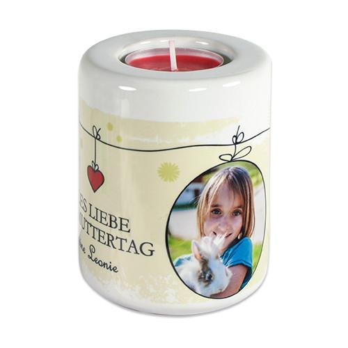 Kerzen Teelichthalter Ø 80 mm - 100 mm