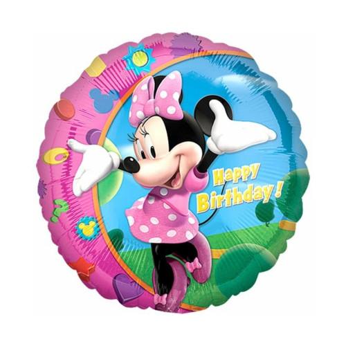Minnie B-Day | Heliumballon 46 cm - befüllt