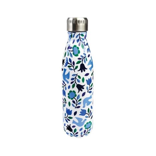 Edelstahl Wasserflasche - Folk Dove 500ml