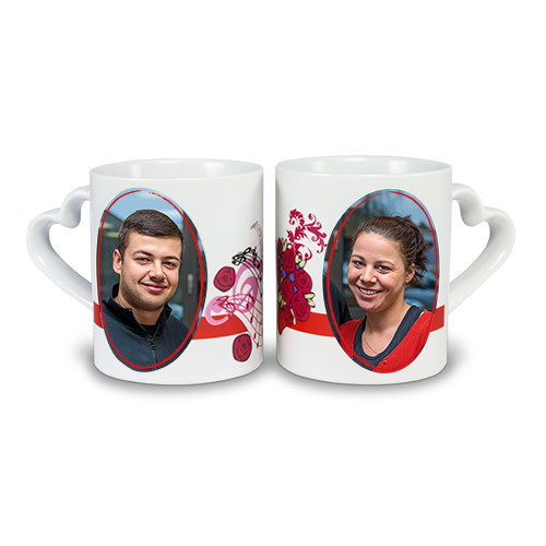 Partnertasse DUO - Set