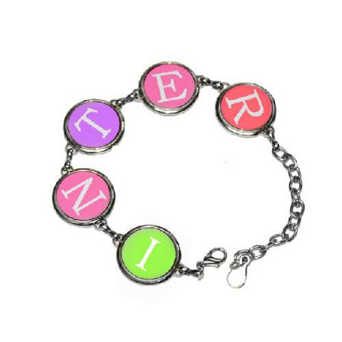 Armband mit 5 Kreise