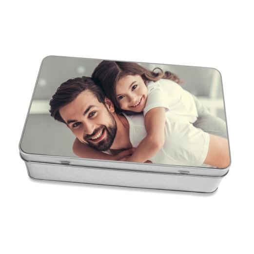 Geschenkdose Fotodose big   Fotodruck