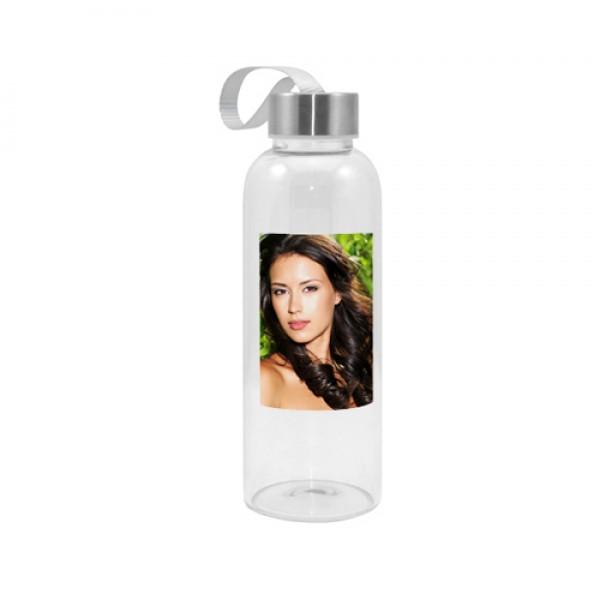 420 ml Glasflasche rechteckig