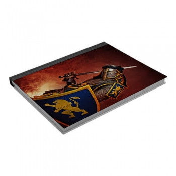 Notizbuch 100 Blatt 20.5 x 25.8 cm